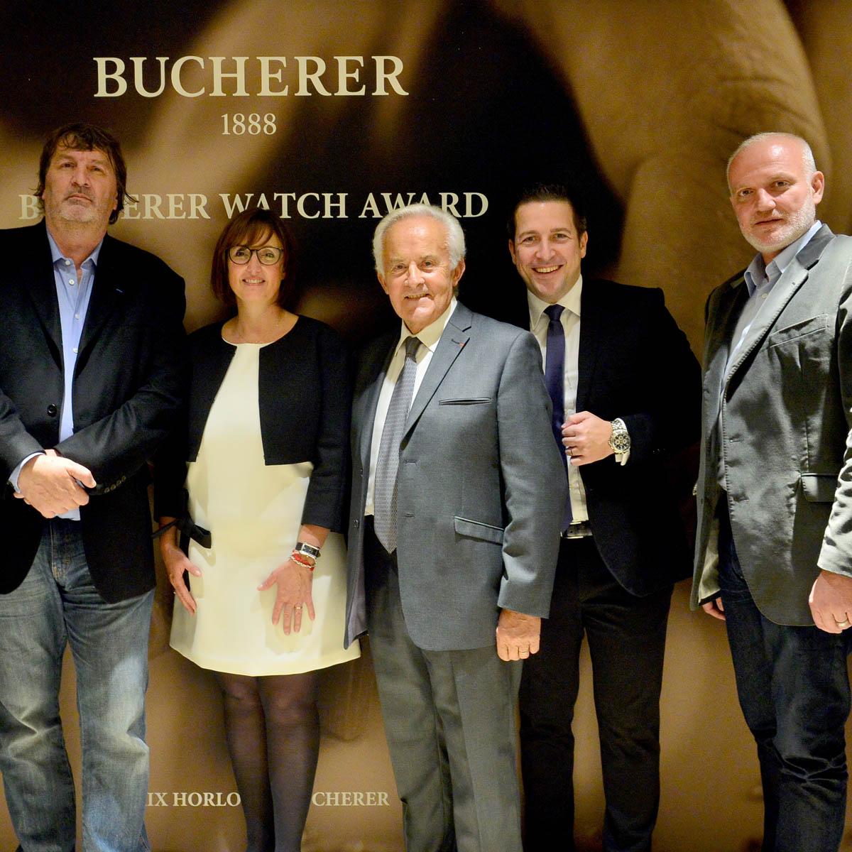 La Cote des Montres : Photo - La Maison Bucherer révèle le lauréat du Bucherer Watch Award 2014