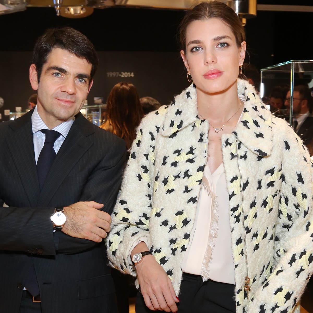 La Cote des Montres : Photo - Charlotte Casiraghi nouvelle ambassadrice de Montblanc