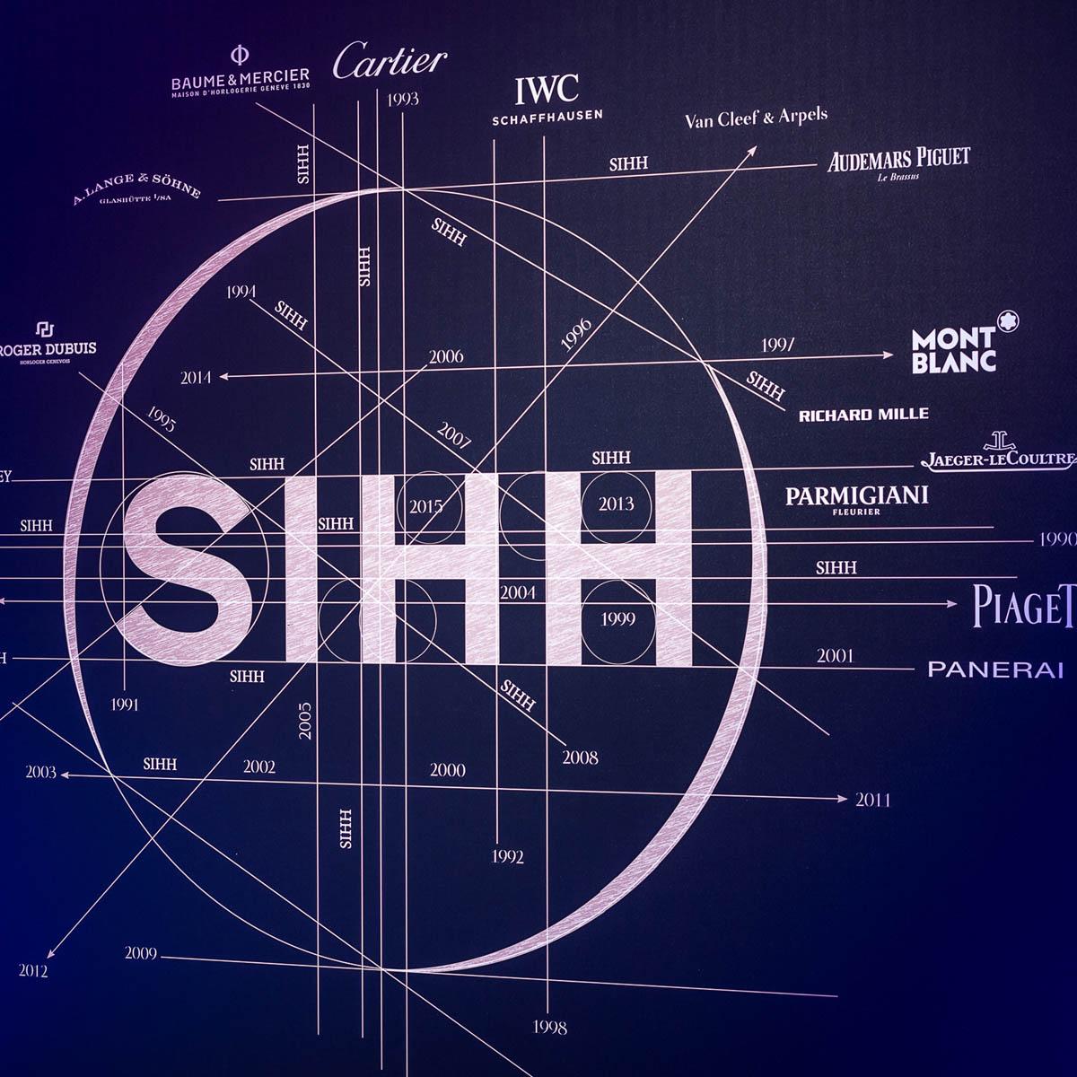 La Cote des Montres : Photo - Pari gagné pour la 25e édition du SIHH