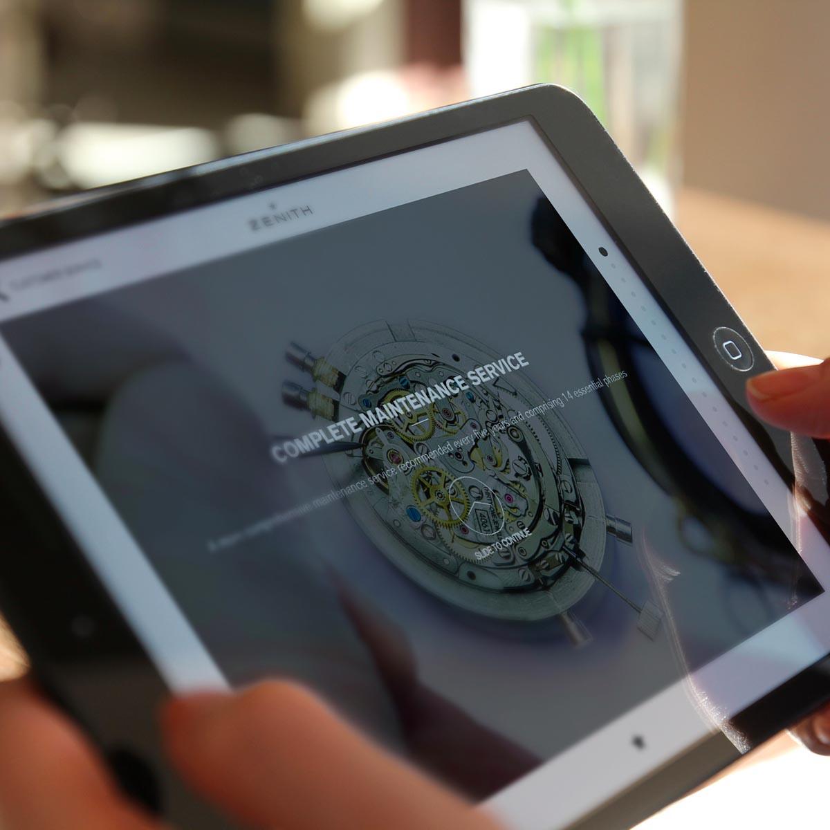 La Cote des Montres : Photo - Zenith Watches : The Experience