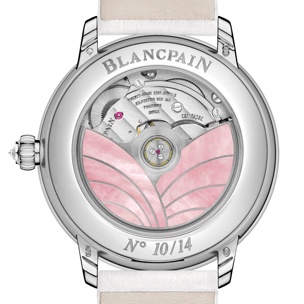 The Watch Quote: Photo - Blancpain Saint Valentine's Day 2015