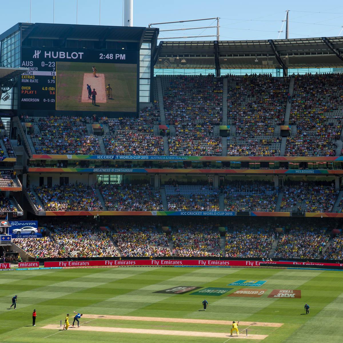 La Cote des Montres : Photo - Hublot célèbre le début de la Coupe du Monde de Cricket