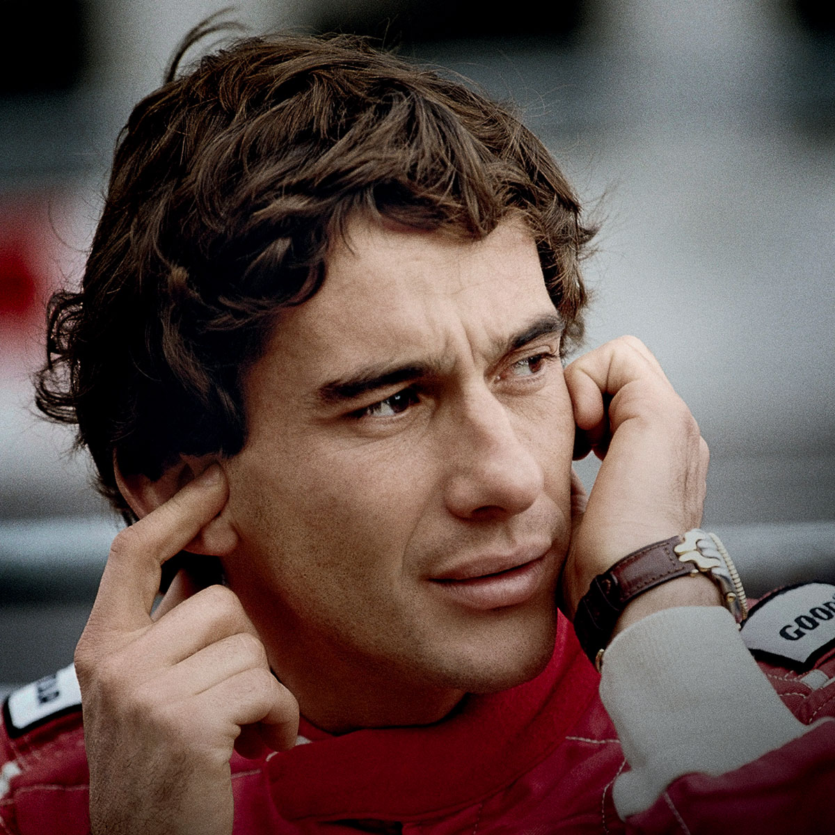 The Watch Quote: Photo - The great TAG Heuer motor racing saga, and Ayrton Senna is back