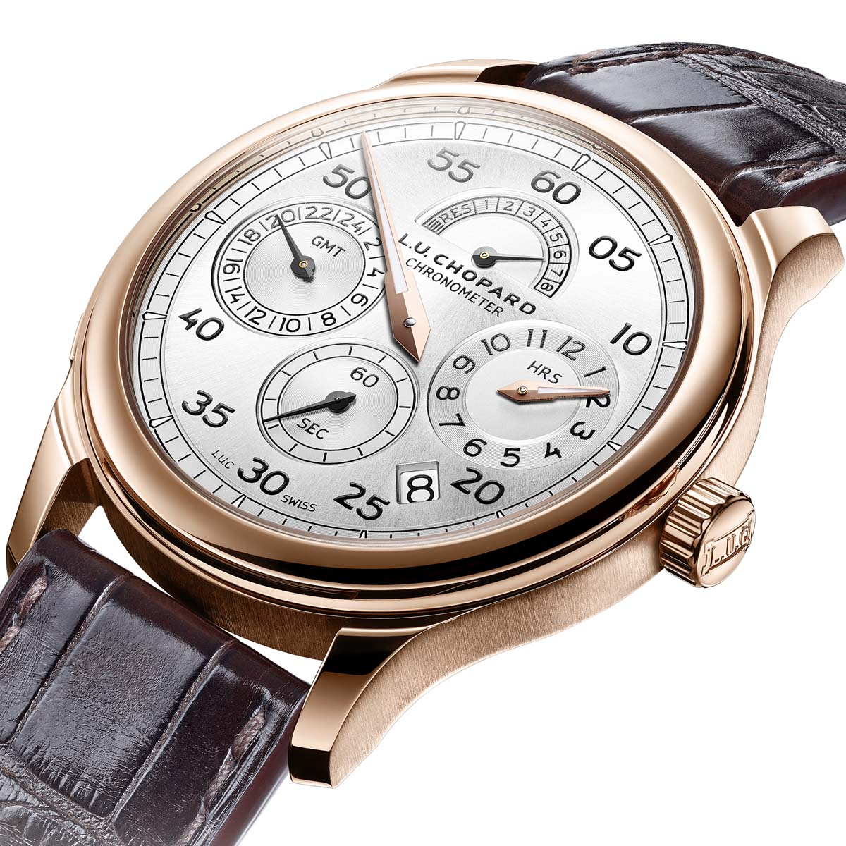 La Cote des Montres : Photo - Chopard L.U.C Regulator