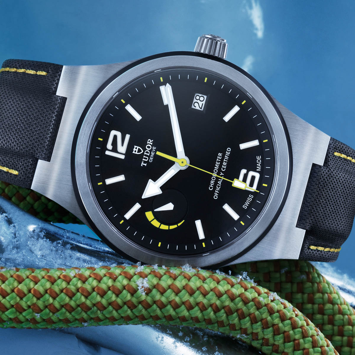 The Watch Quote: Photo - Tudor North Flag