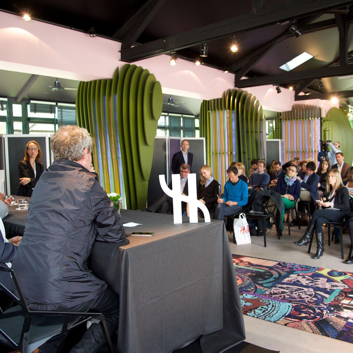 La Cote des Montres : Photo - Lancement du Hublot Design Prize