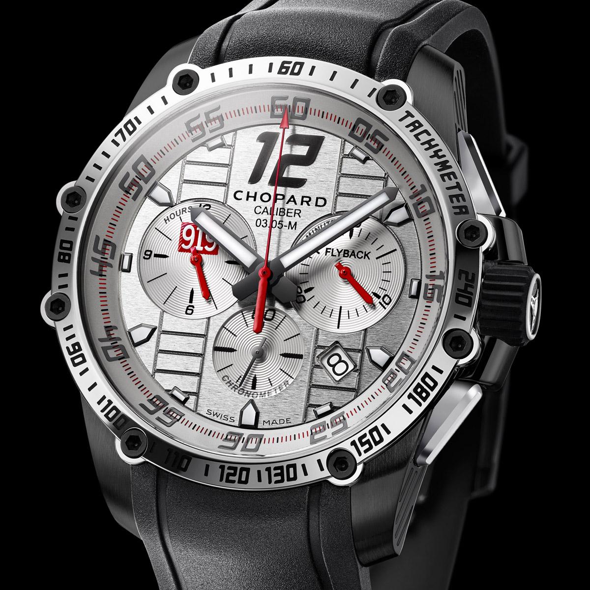 La Cote des Montres : Photo - Chopard Superfast Chrono Porsche 919 Only Watch 2015