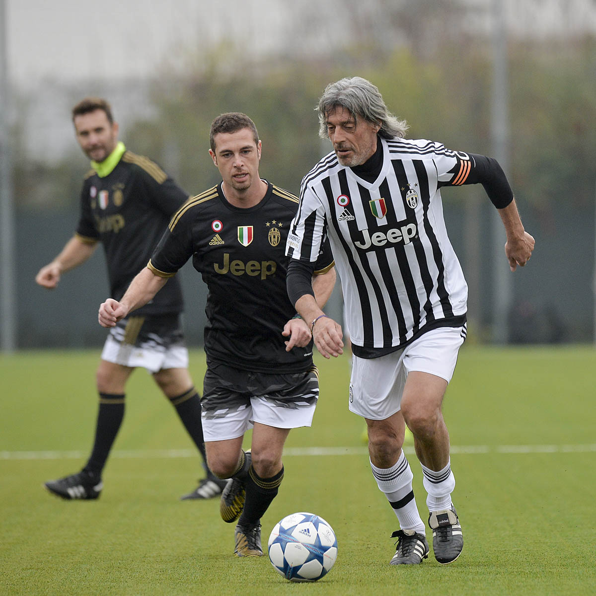 La Cote des Montres : Photo - Hublot Big Bang Unico Bi-Retrograde Juventus