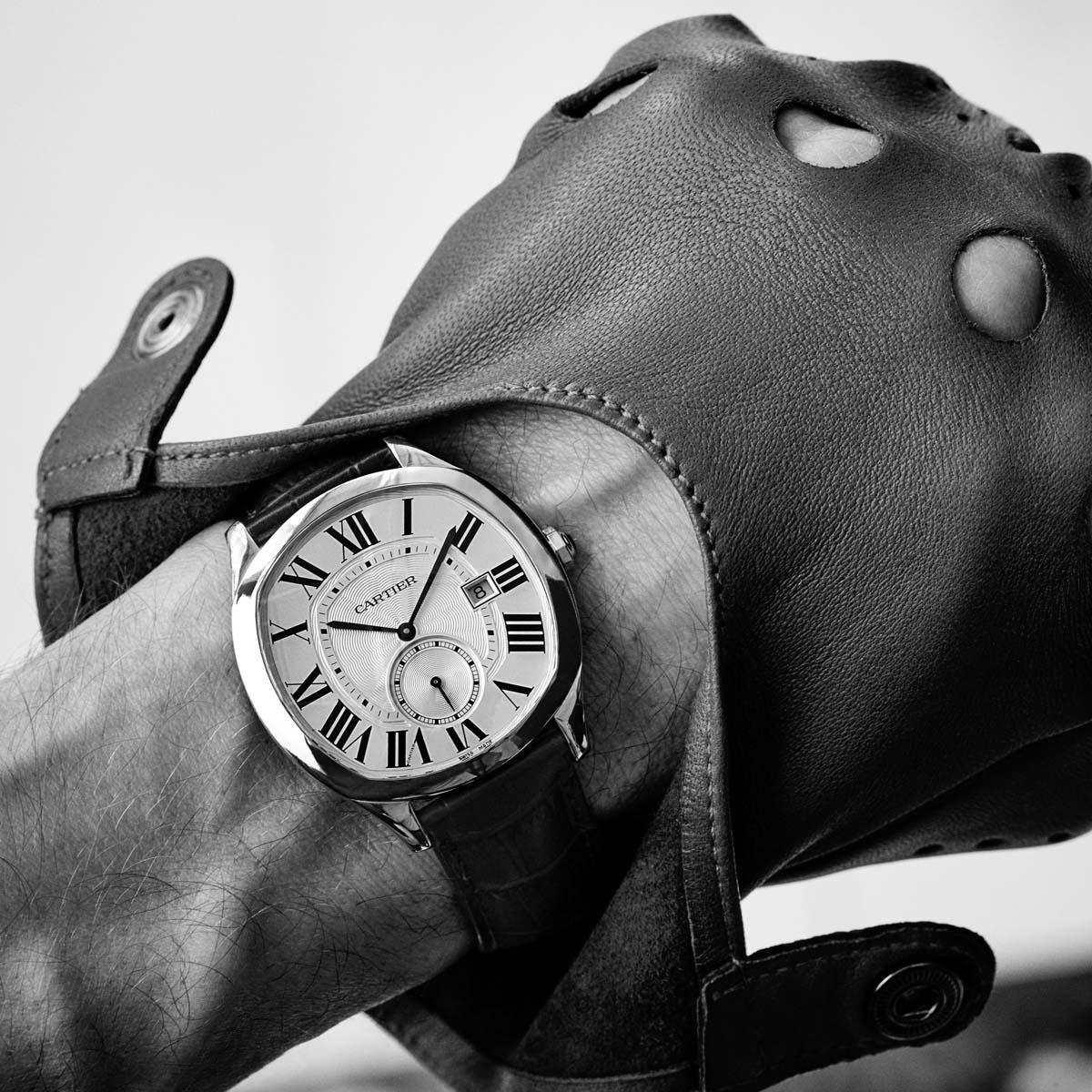 La Cote des Montres : Photo - Drive de Cartier