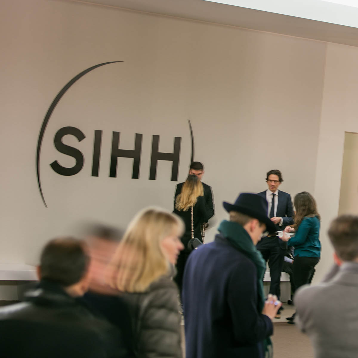 The Watch Quote: Photo - All change at the 2016 SIHH