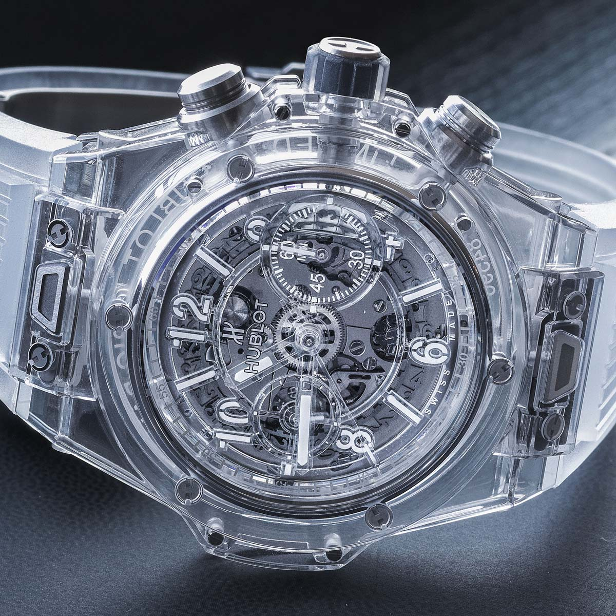 The Watch Quote: Photo - Hublot Big Bang Unico Sapphire