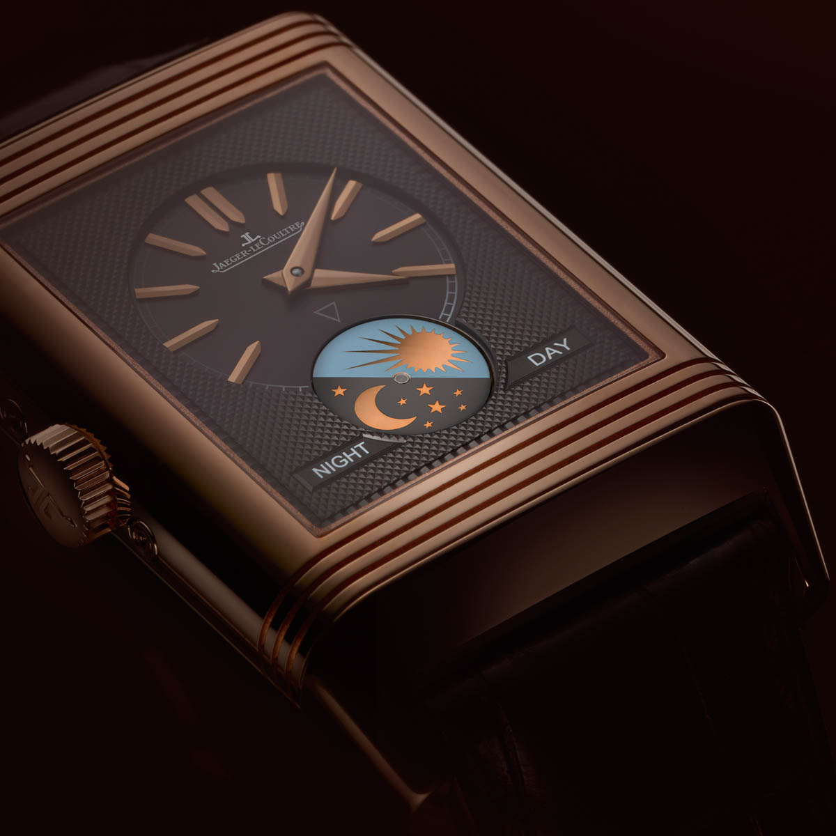 The Watch Quote: Photo - Jaeger-LeCoultre Reverso Tribute Calendar
