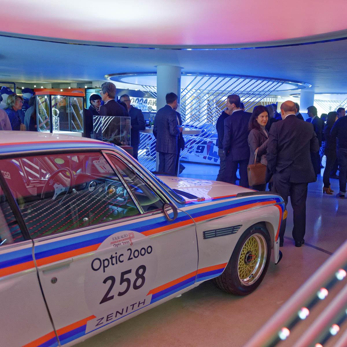 La Cote des Montres : Photo - Zenith El Primero Chronomaster 1969 Tour Auto Edition