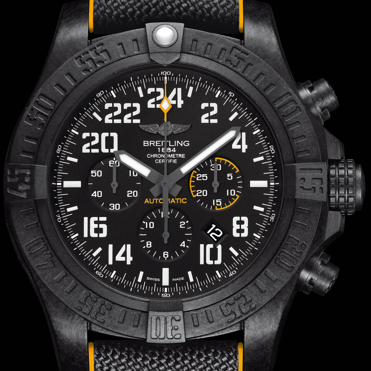 The Watch Quote: Photo - Breitling Avenger Hurricane
