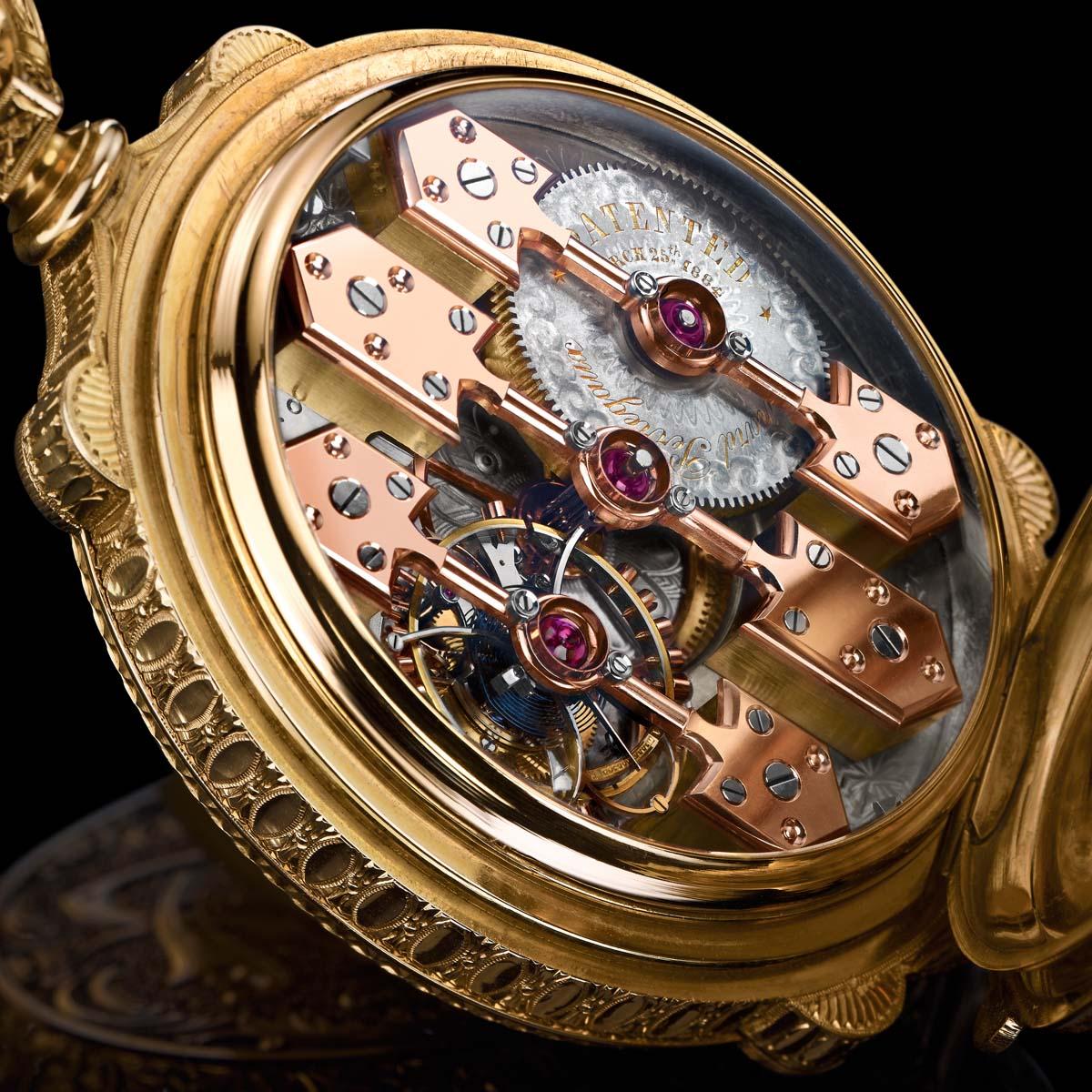 La Cote des Montres : Photo - Girard-Perregaux au SIAR, Salón Internacional Alta Relojería pour la 4e année consécutive