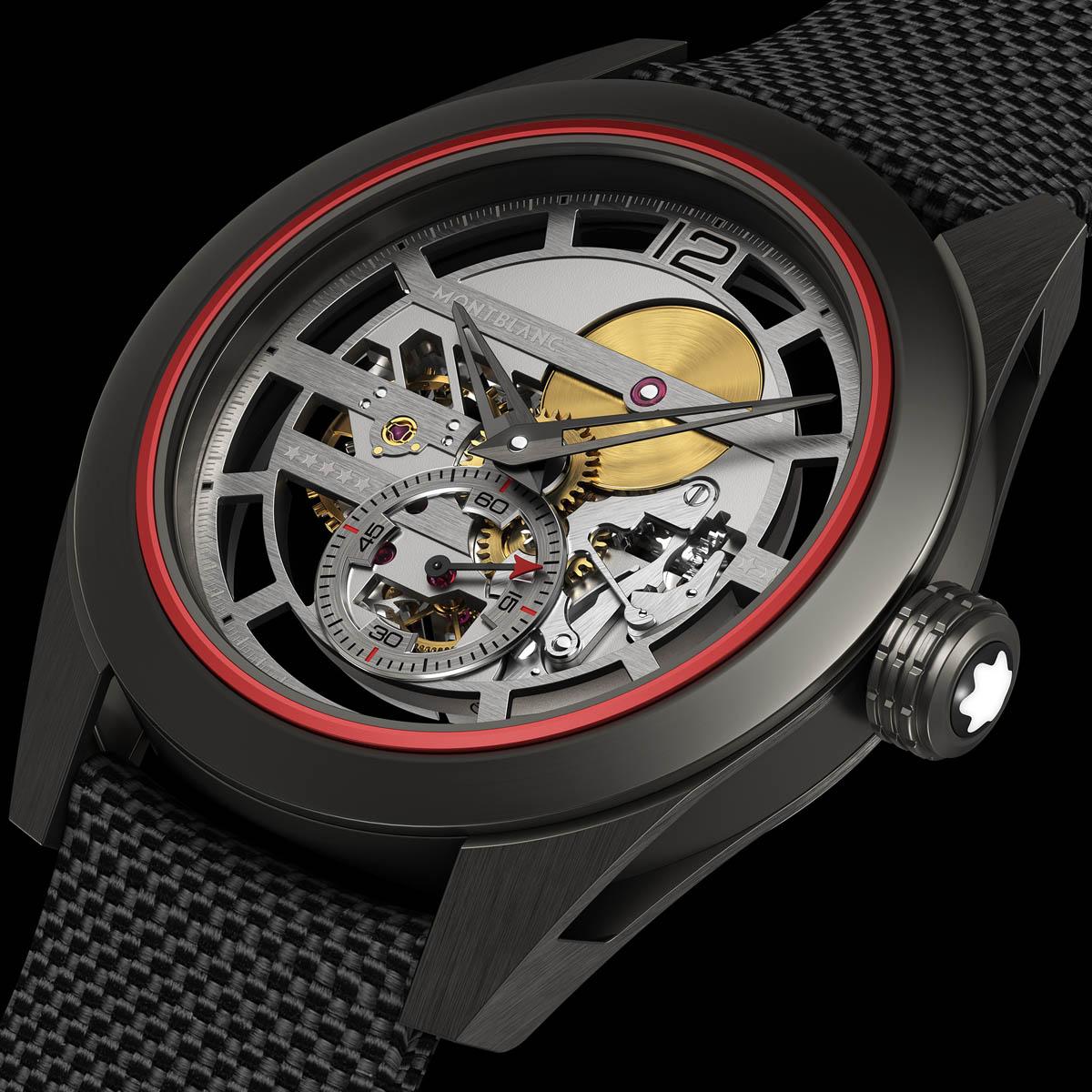 La Cote des Montres : Photo - Montblanc TimeWalker Pythagore UltraLight Concept