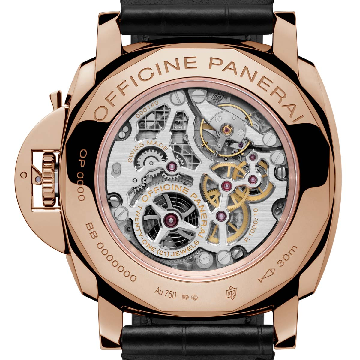 La Cote des Montres : Photo - Panerai Luminor Due