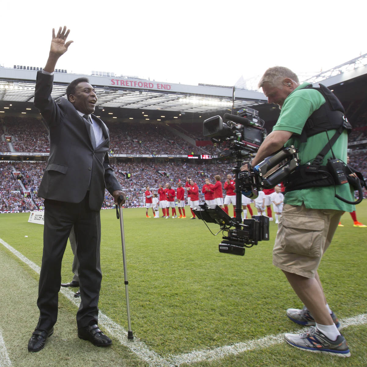 The Watch Quote: Photo - Hublot loves Pelé! A week of celebrations with the King of Football