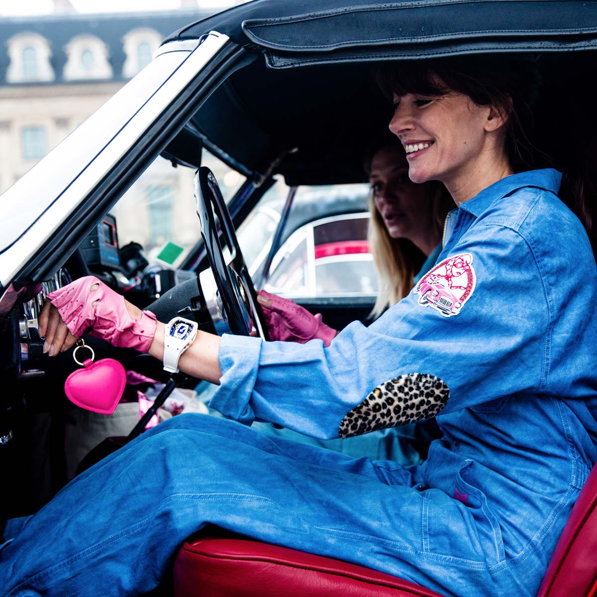 The Watch Quote: Photo - The 17th Rallye des Princesses Richard Mille meshes mechanics and glamour