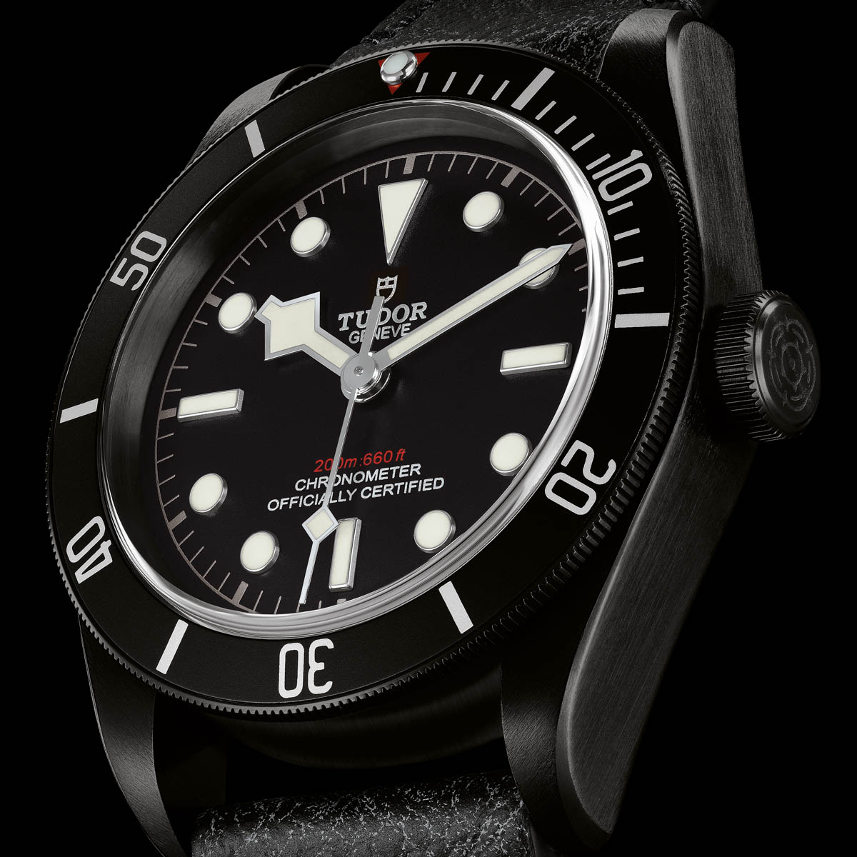 The Watch Quote: Photo - Tudor Heritage Black Bay Dark
