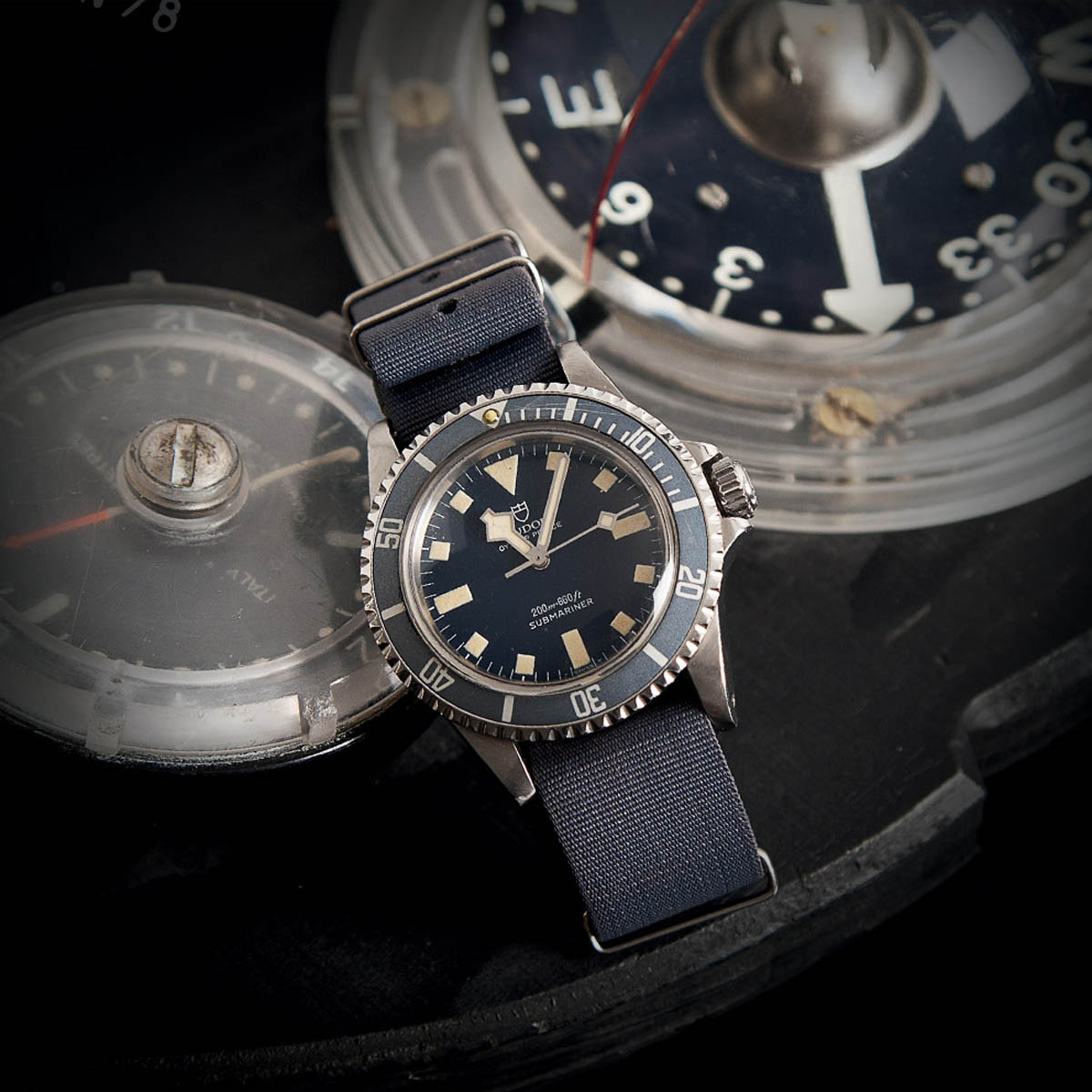 The Watch Quote: Photo - Tudor History - The Submariners