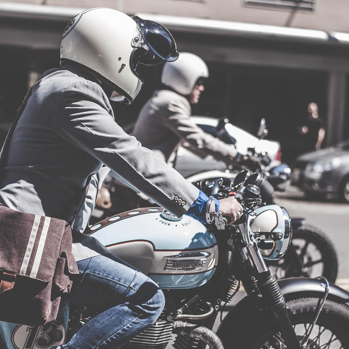 La Cote des Montres : Photo - Préparez-vous, le Distinguished Gentleman's Ride 2016 approche !