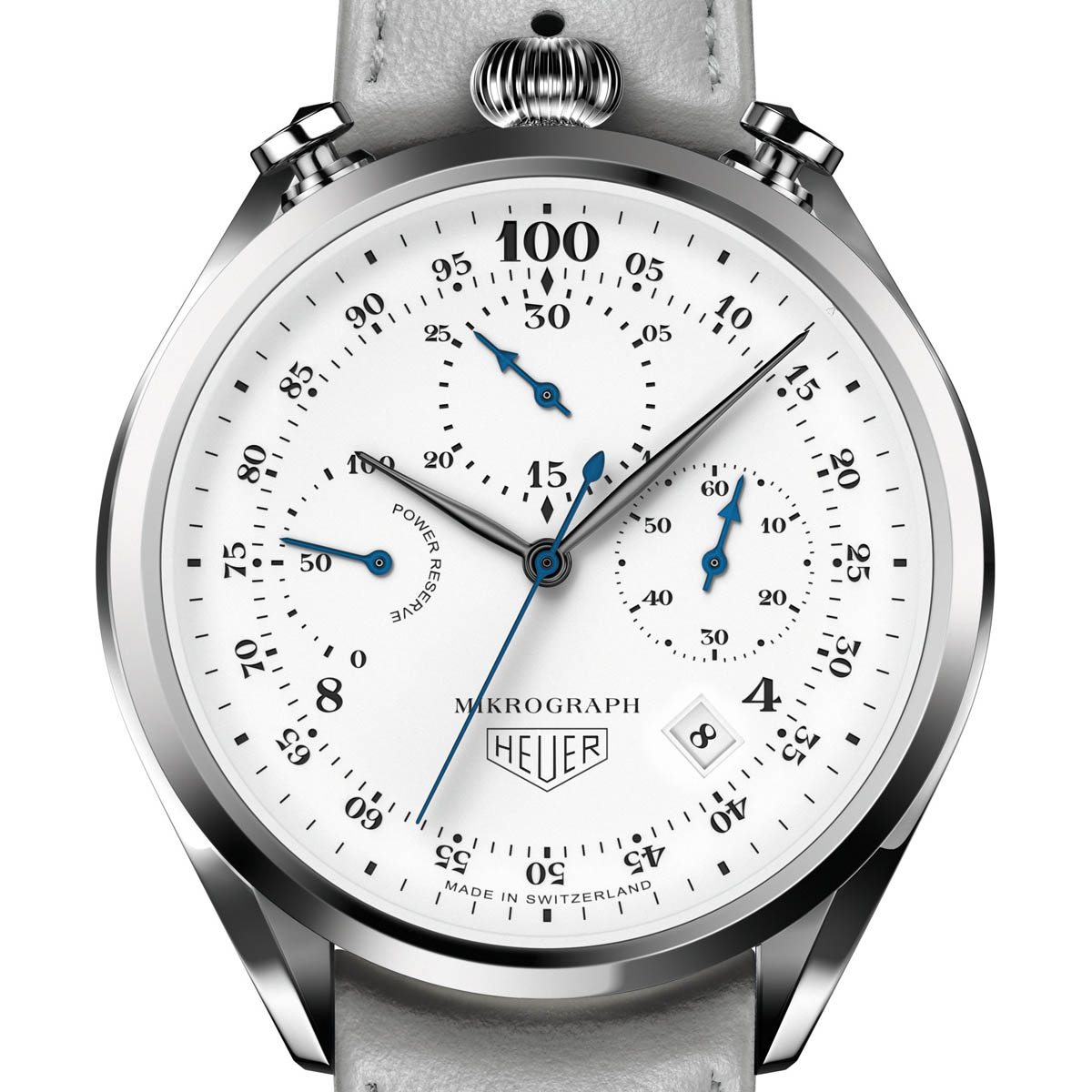 The Watch Quote: Photo - TAG Heuer Carrera Mikrograph