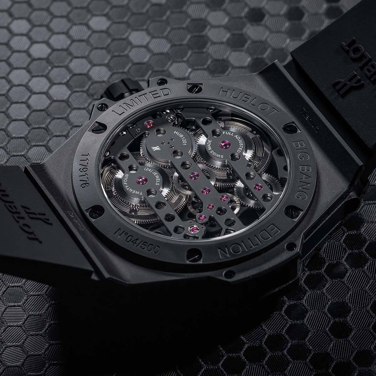 La Cote des Montres : Photo - Hublot Big Bang MECA-10