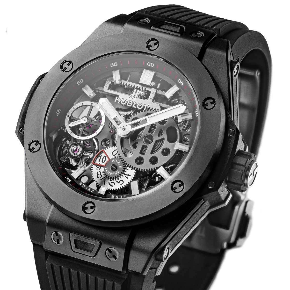 The Watch Quote: Photo - Hublot Big Bang MECA-10