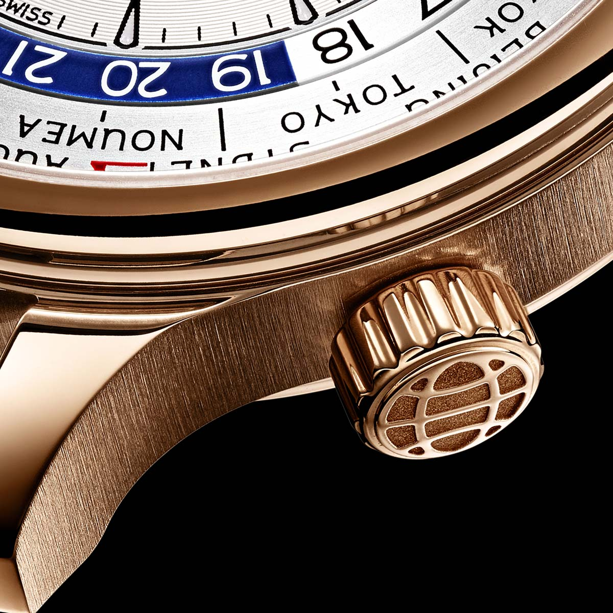 La Cote des Montres : Photo - Chopard L.U.C Time Traveler One