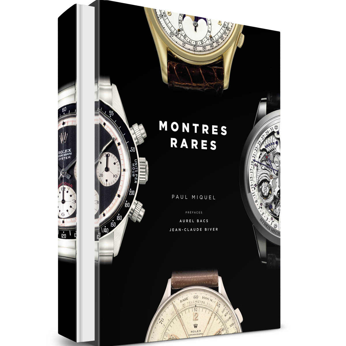 La Cote des Montres : Photo - Montres rares par Paul Miquel, la collection impossible