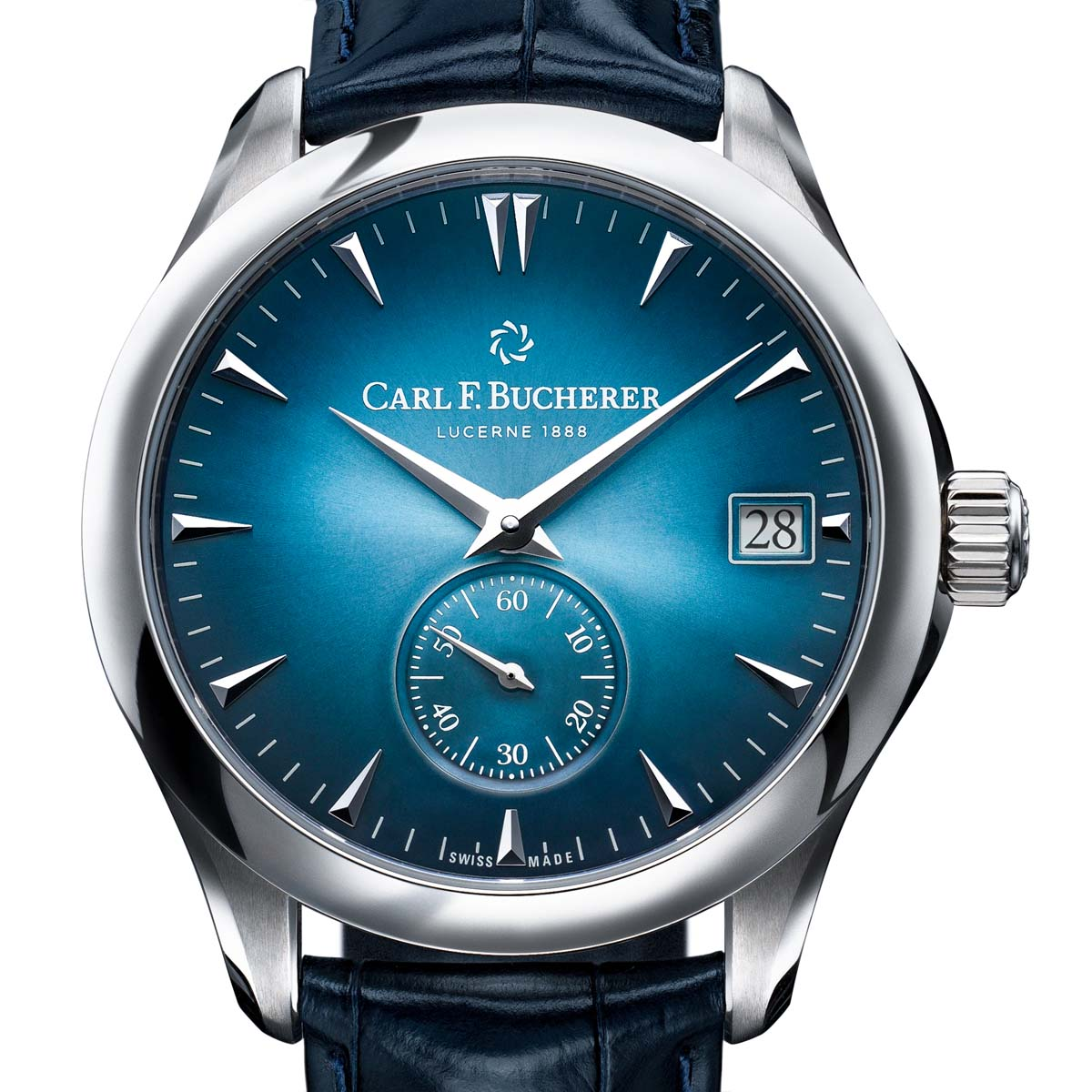 The Watch Quote: Photo -  Bucherer Blue Editions