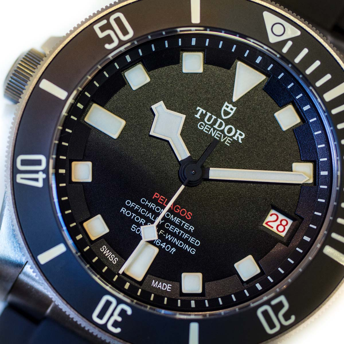 The Watch Quote: Photo - Tudor Pelagos LHD