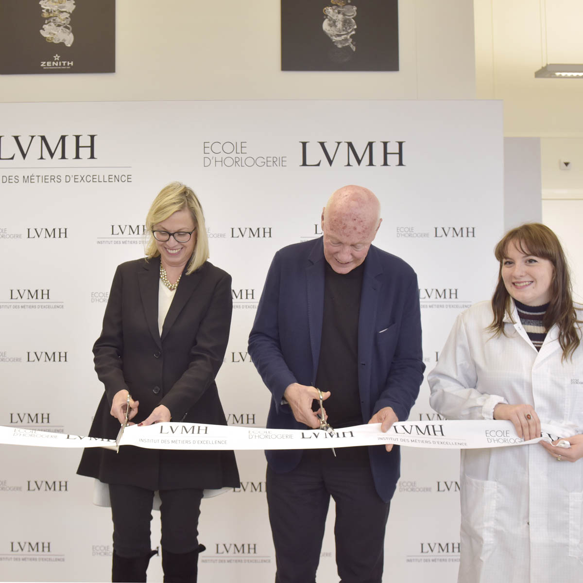The Watch Quote: Photo - TAG Heuer and Zenith join forces to create the LVMH School of Watchmaking