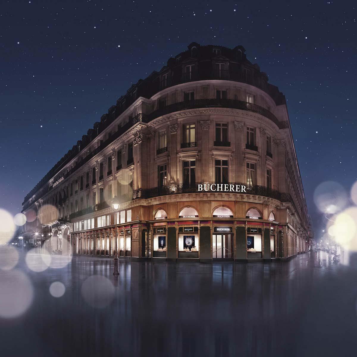 La Cote des Montres : Photo -  la Maison Bucherer organise le « Mois Horloger » au sein de son écrin parisien