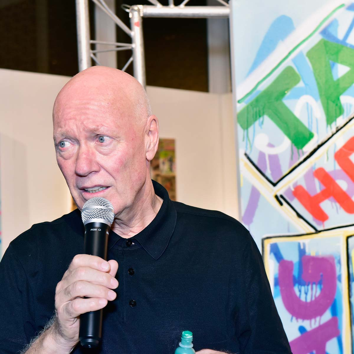 The Watch Quote: Photo - Alec Monopoly is now TAG Heuer's Art Provocateur