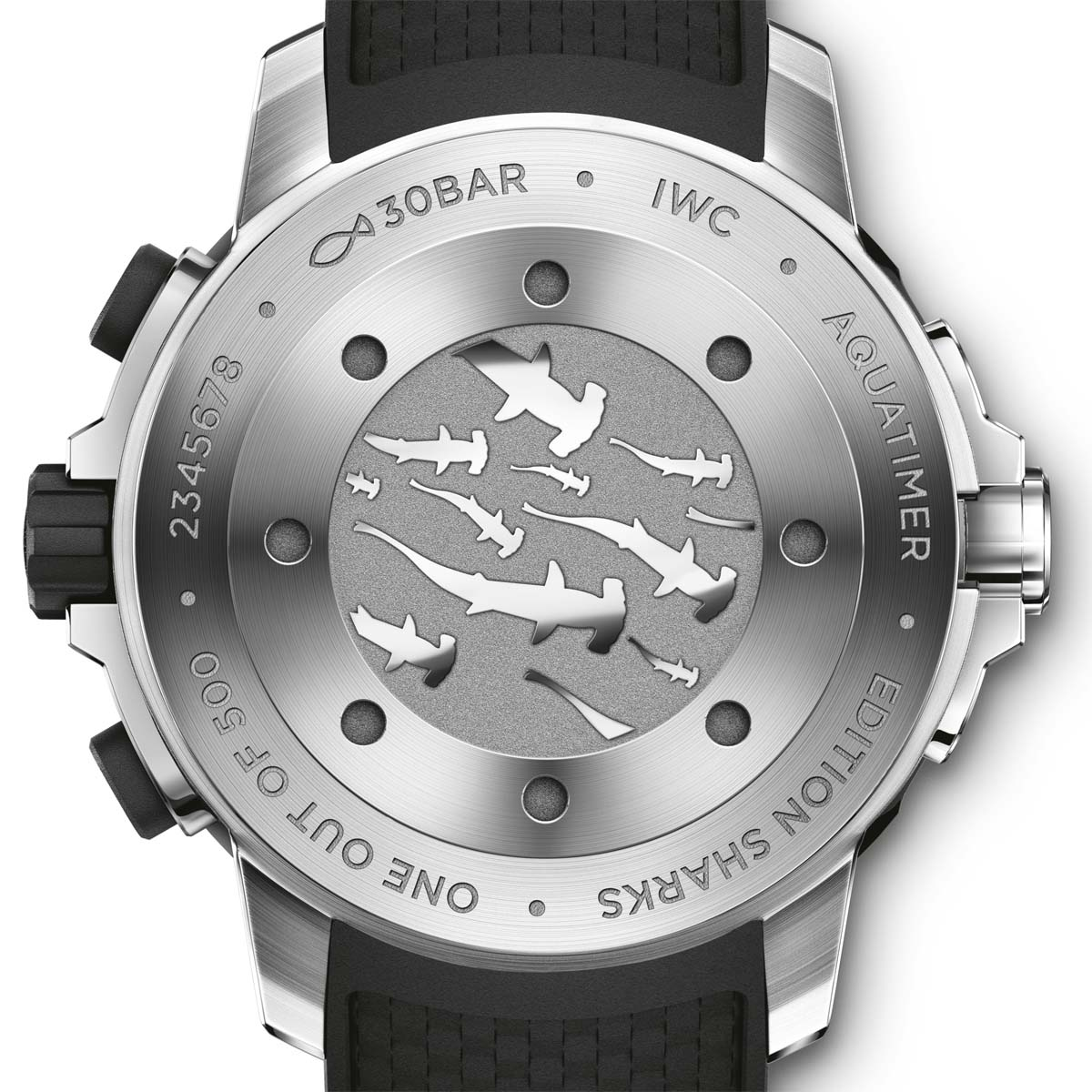 "The Watch Quote: Photo - IWC Aquatimer Chronograph Edition ""Sharks�"