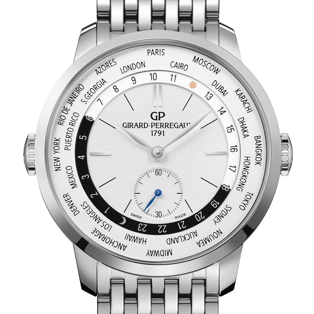 The Watch Quote: Photo - Girard-Perregaux 1966 WW.TC