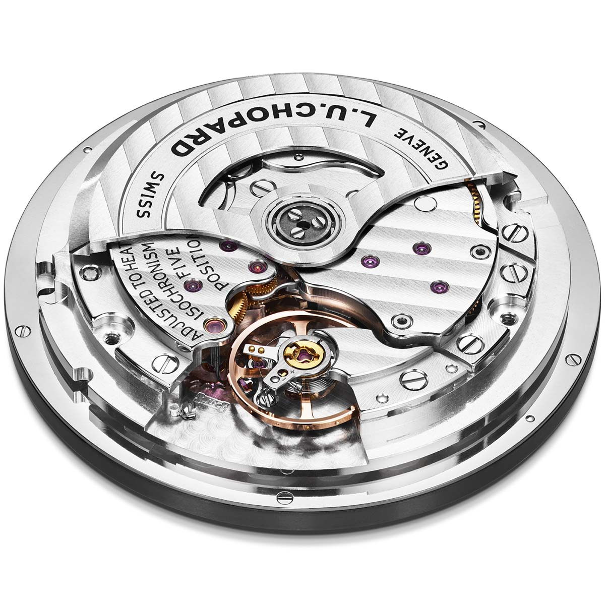 The Watch Quote: Photo - Chopard L.U.C GMT One