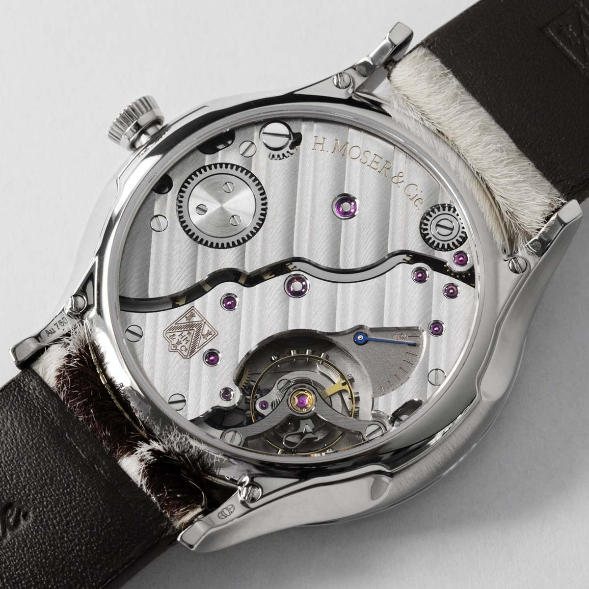 The Watch Quote: Photo - H. Moser