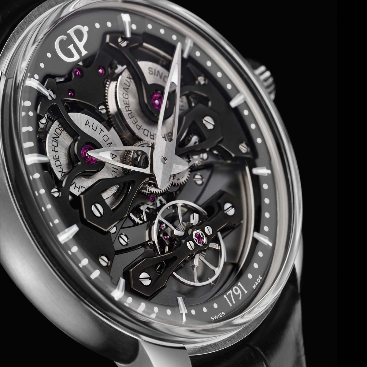 The Watch Quote: Photo - Girard-Perregaux Neo-Bridges