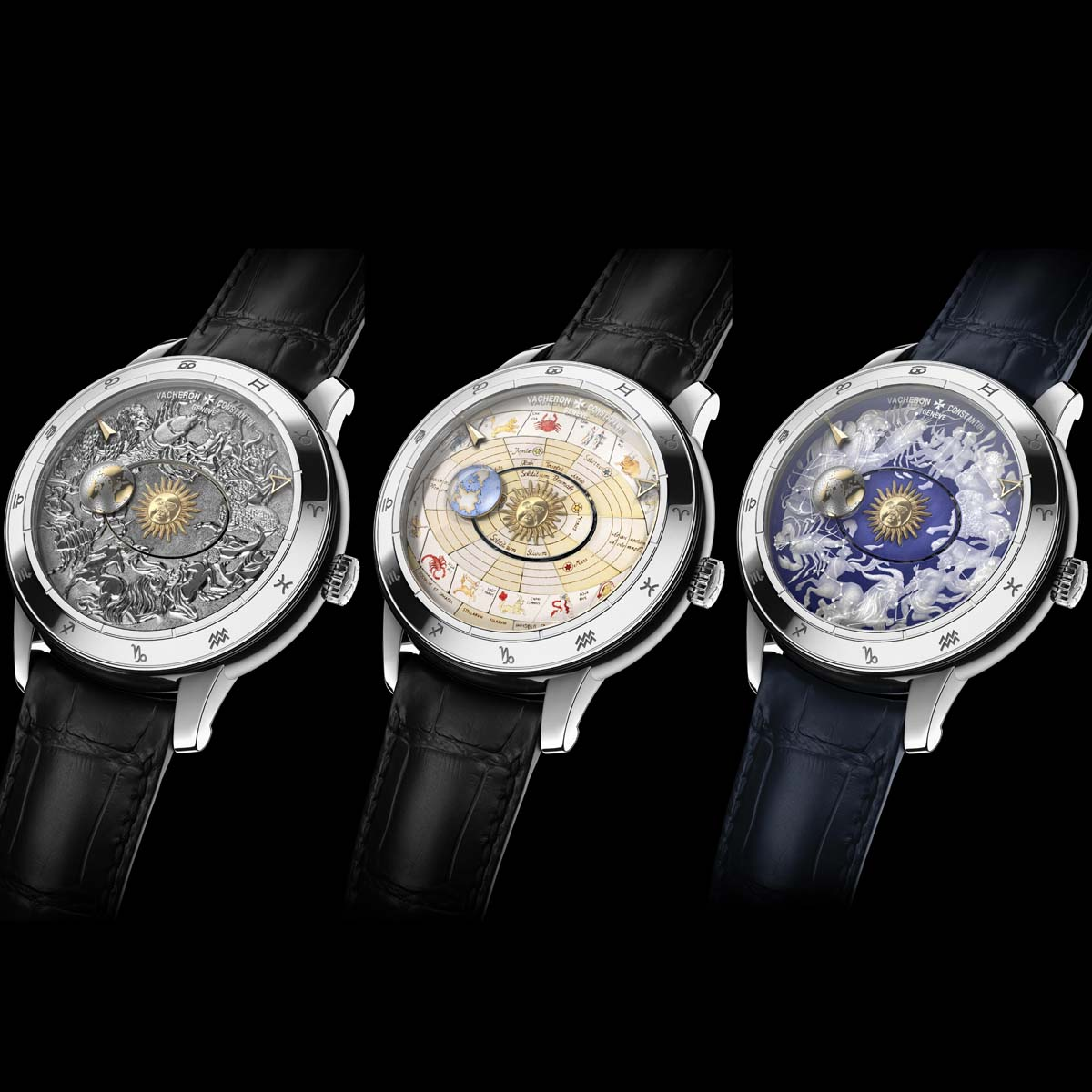 The Watch Quote: Photo - Vacheron Constantin Métiers d'Art Copernicus celestial spheres