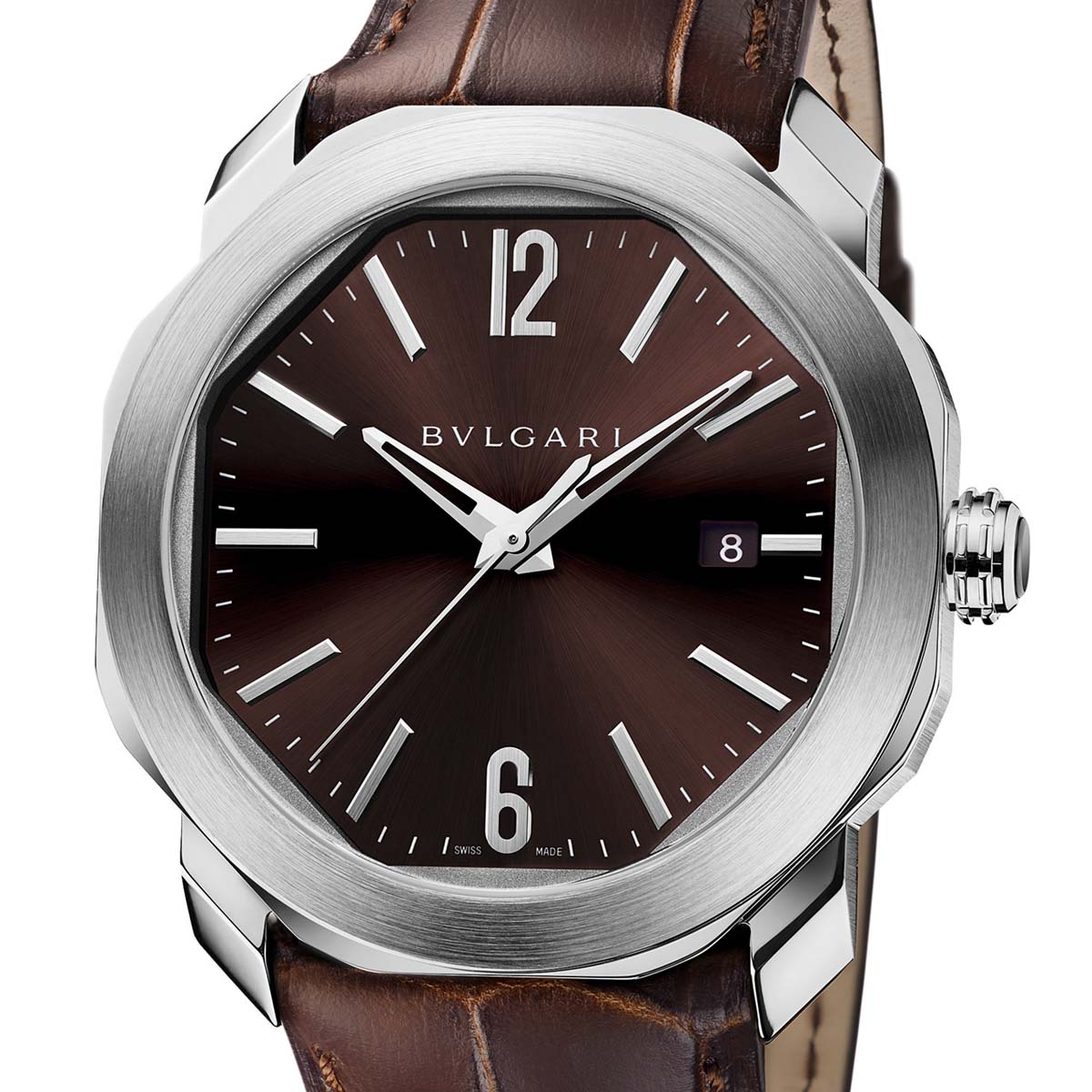 The Watch Quote: Photo - Bulgari The new Octo Roma