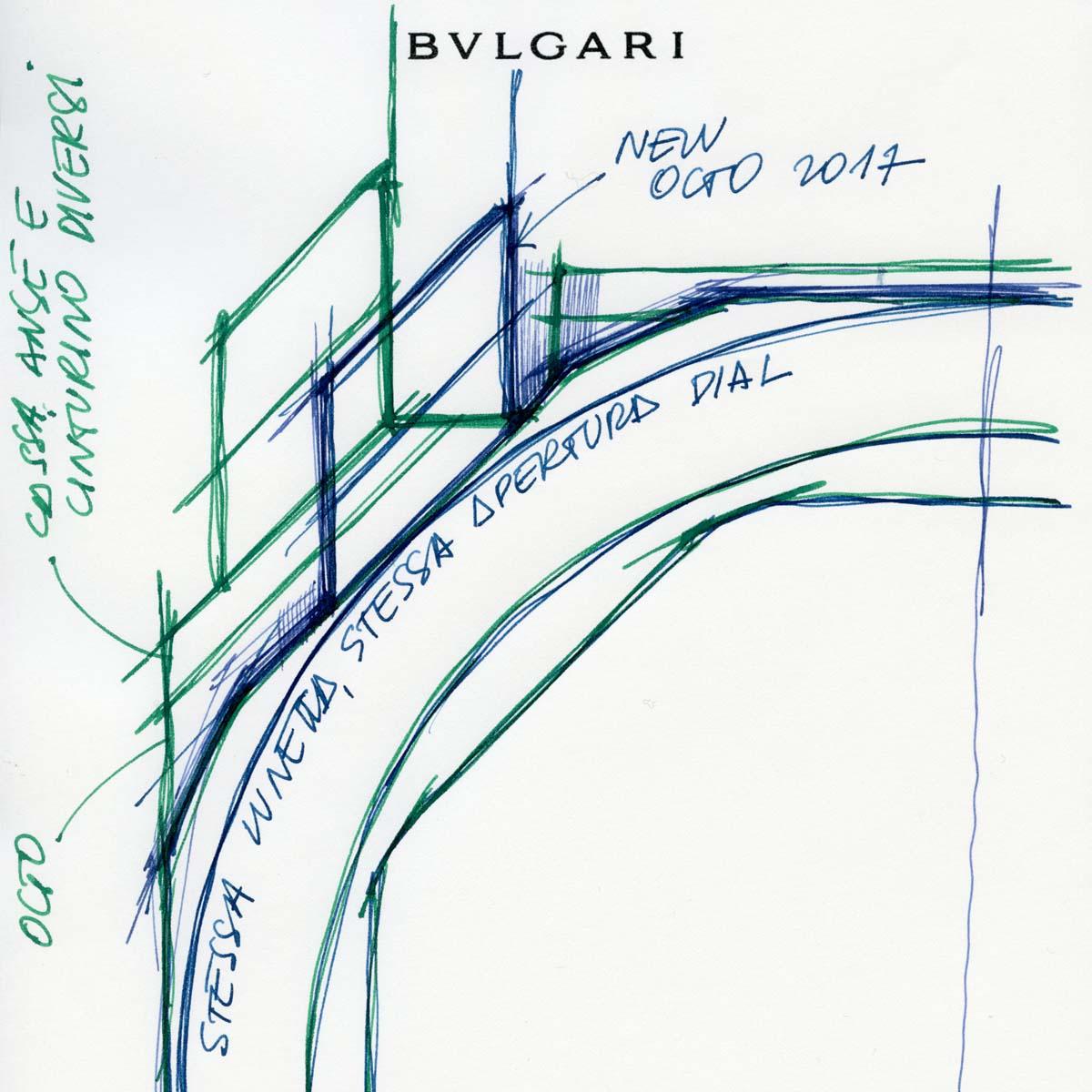 La Cote des Montres : Photo - Bulgari la nouvelle Octo Roma