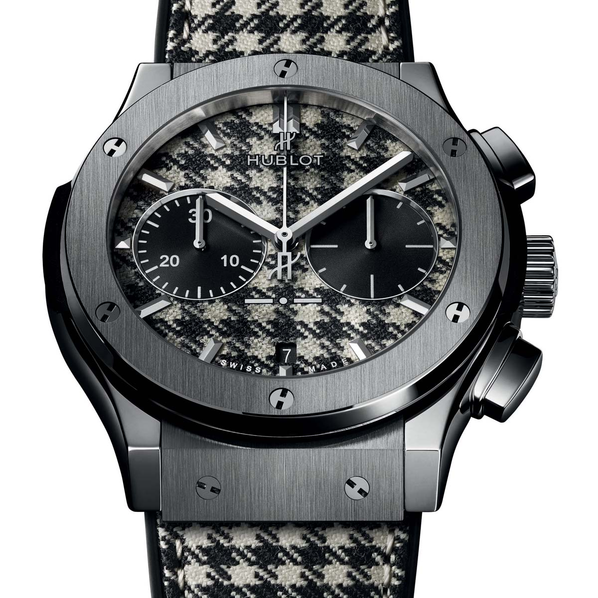 The Watch Quote: Photo - Hublot presents Classic Fusion Italia Independent collection