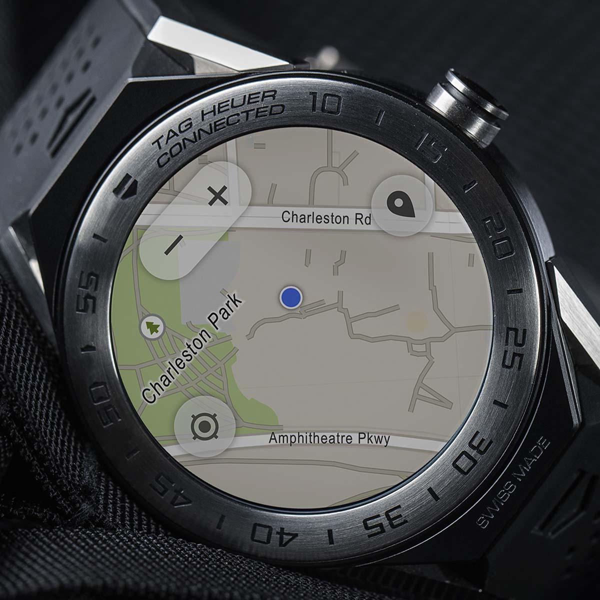 La Cote des Montres : Photo - TAG Heuer Connected Modular 45
