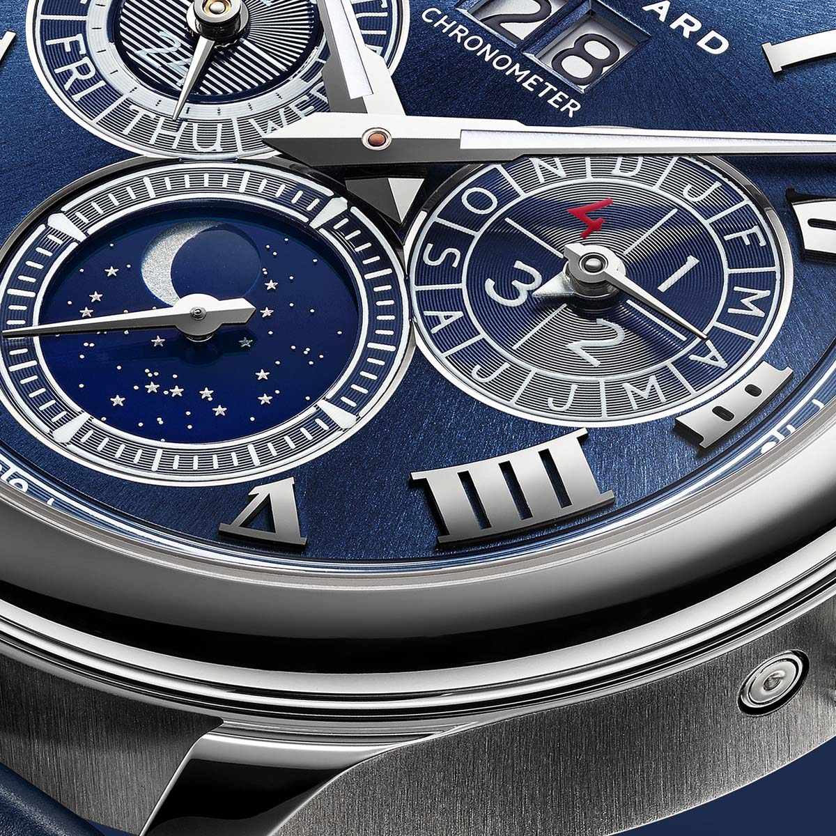 The Watch Quote: Photo - Chopard L.U.C Lunar One