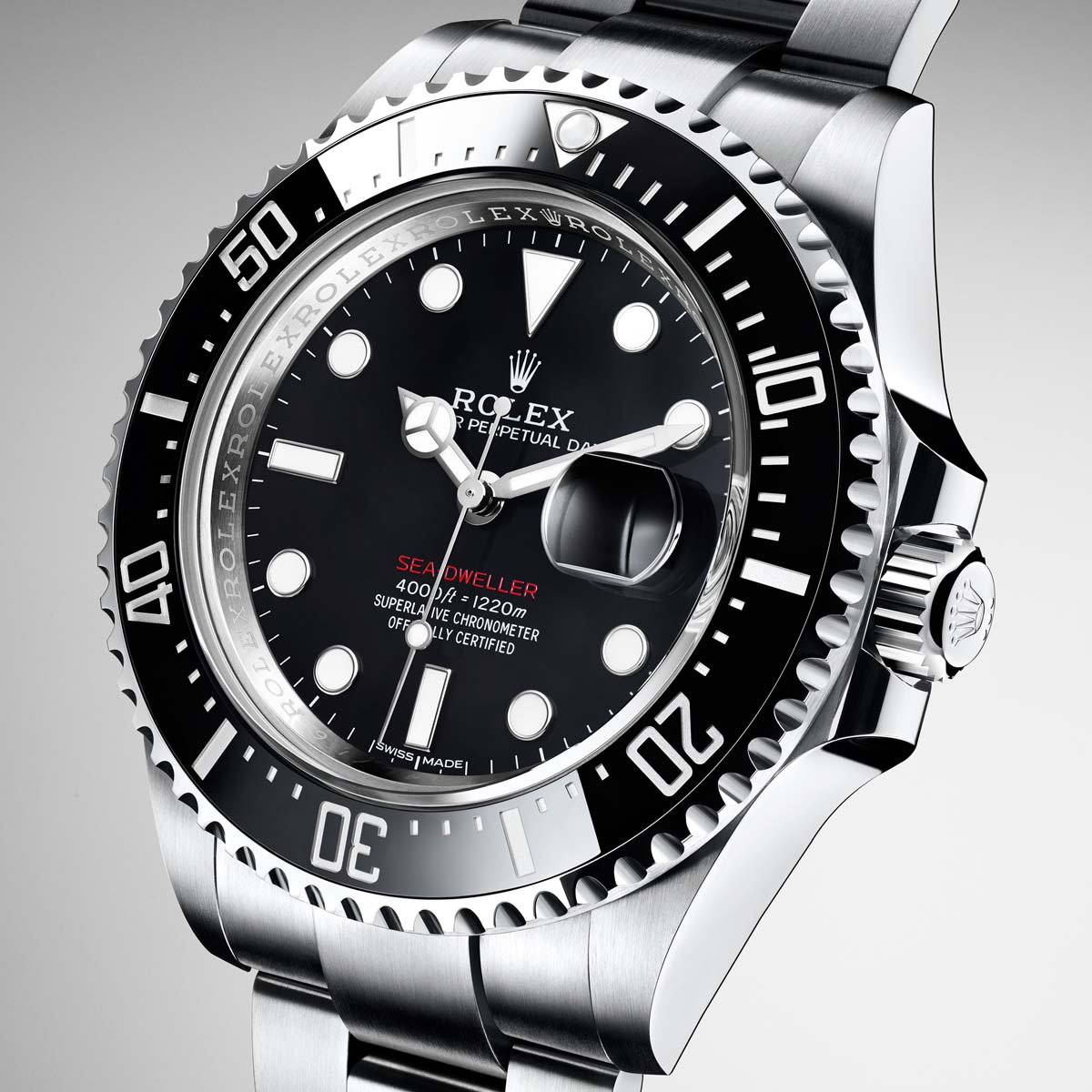 The Watch Quote: Photo - Rolex Sea-Dweller