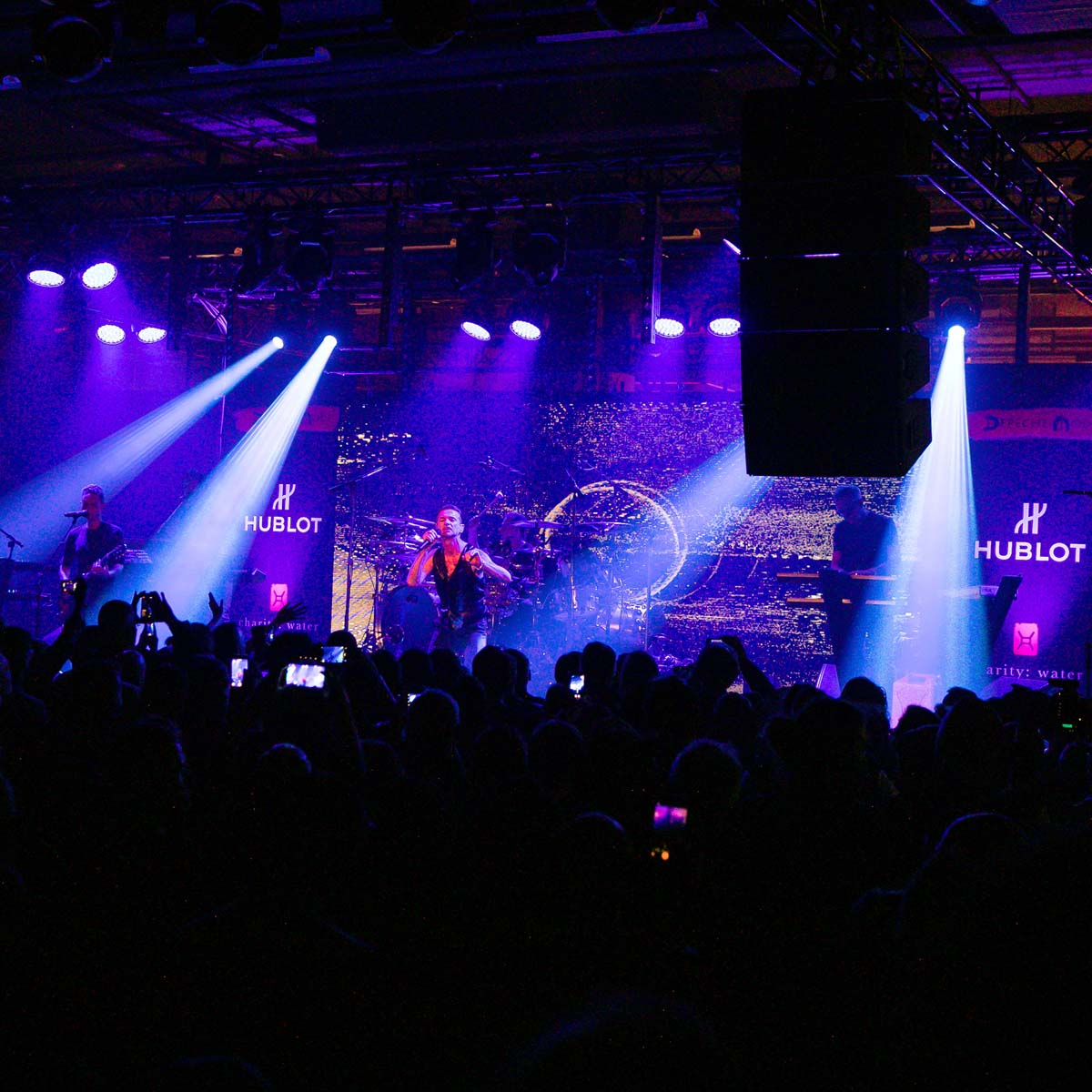 La Cote des Montres : Photo - Hublot Big Bang Unico Depeche Mode
