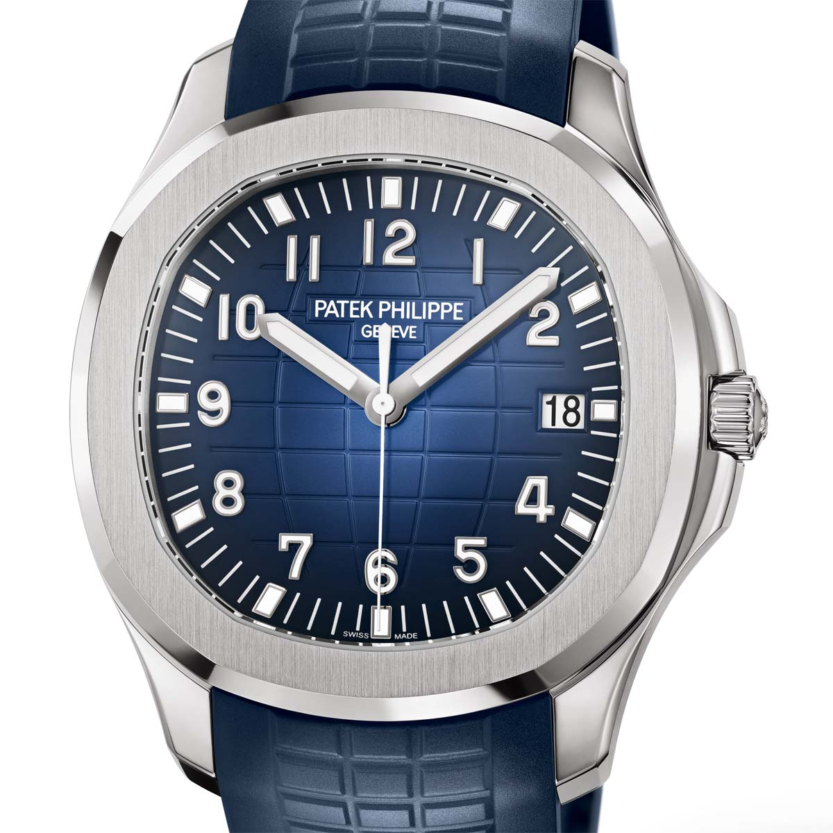 The Watch Quote: Photo - Patek Philippe Aquanaut Ref. 5168G